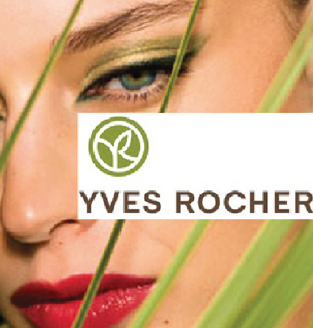 Yves Rocher sale up to 50%